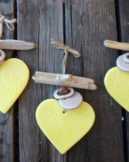 Trio cœurs